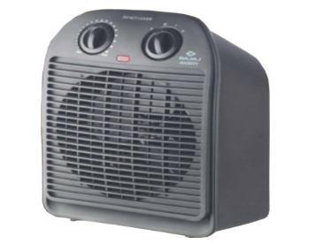 Bajaj Majesty RFX 2 Fan Room Heater