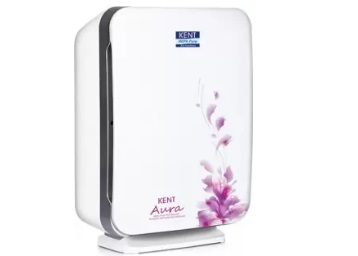 Kent Aura Portable Room Air Purifier (Pink)