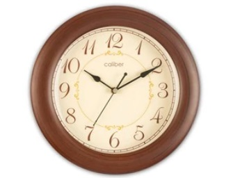 Branded Wall Clocks at Upto 60% off + Extra Rs. 500 off