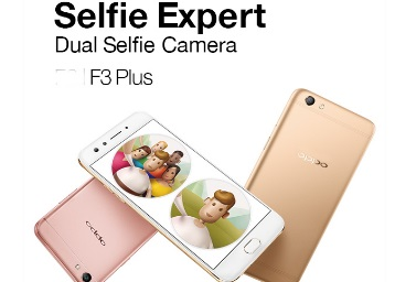 Biggest Discount:- Oppo F3 Plus 6 GB at Just Rs. 17990 [with Exchange]