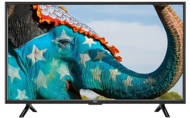TCL 99.1 cm (39 inches) L39D2900 Full HD LED TV (Black) at Rs. 17990