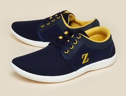 Flat 50% Off on Zudio Men and Women Footwear Starts from Rs. 49