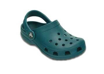 Crocs Kids Classic Juniper Back Strap Clogs at Just Rs. 547