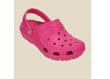 Kids Hilo Neon Magenta Clogs at Just Rs. 617
