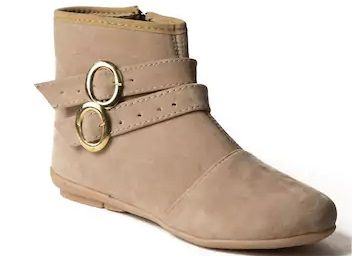 London Fashion Beige Boots For Women at Just Rs. 199