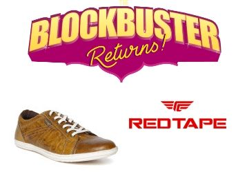 Red Tape Footwear Flat 70% Off From Rs. 598