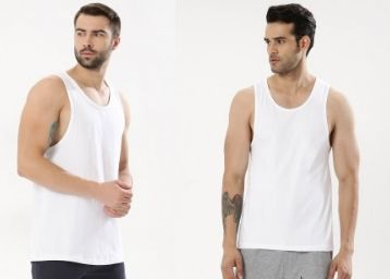 Vest at Up to 77% Off From Rs. 115