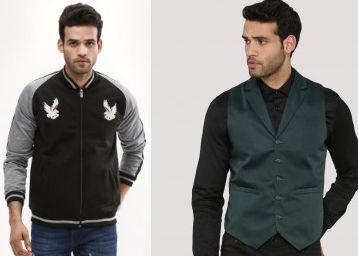 Coats & Jackets Up to 66% Off From Rs. 305