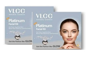 PLATINUM FACIAL KIT (COMBO OF 2) at Just Rs. 295