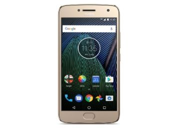 Carzy Offer - Moto G5 Plus (32GB, Fine Gold) at Just Rs. 9899