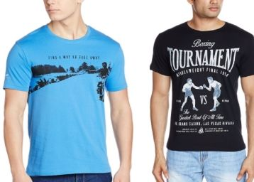 LOOT LO - Wrangler T-Shirts at Just Rs. 239
