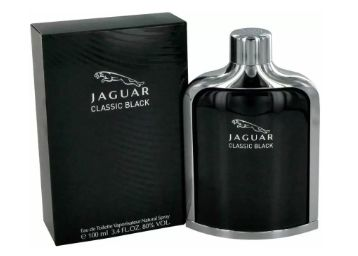 Jaguar Classic Black EDT - 100 ml (For Men) at 60% Off