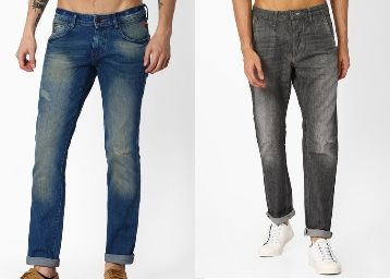 Men Jeans Starting at Just Rs. 640 [U.s. Polo, VOI Jeans, Pepe Jeans & More]