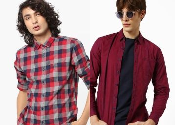 Locomotive, Pepe Jeans Checkered Shirts 60-80% Off [ Best Styles ]
