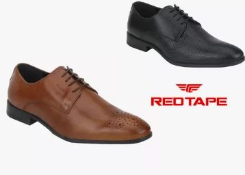Red Tape Footwear Flat 70-75% Off From Just Rs. 509