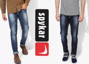 Spykar Jeans Minimum 65% Off From Just Rs. 665