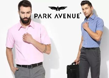 Park Avenue Shirts From Just Rs. 600