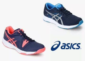 Asics Footwear Minimum 51-60% Off From Rs. 1960