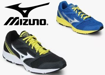 Mizuno Premium Running Shoes 79% Off at Rs. 999
