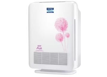 Kent Alps Portable Room Air Purifier (White, Pink) at 52% Off