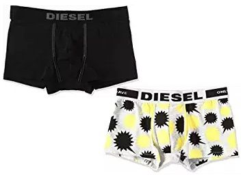Get Minimum 50% off on Diesel Men's Innerwear + Free Shipping