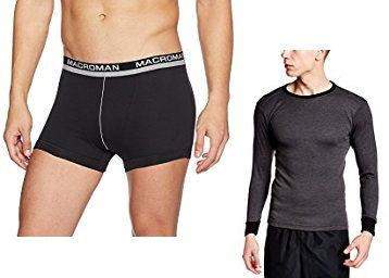 Get Minimum 50% off on Macroman Innerwears + Free Shipping