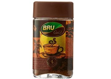 Bru Gold Instant Coffee, 100g at Rs. 196 Only
