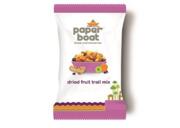 Paper Boat Dried Fruit Trail Mix, 100g at Just Rs. 96