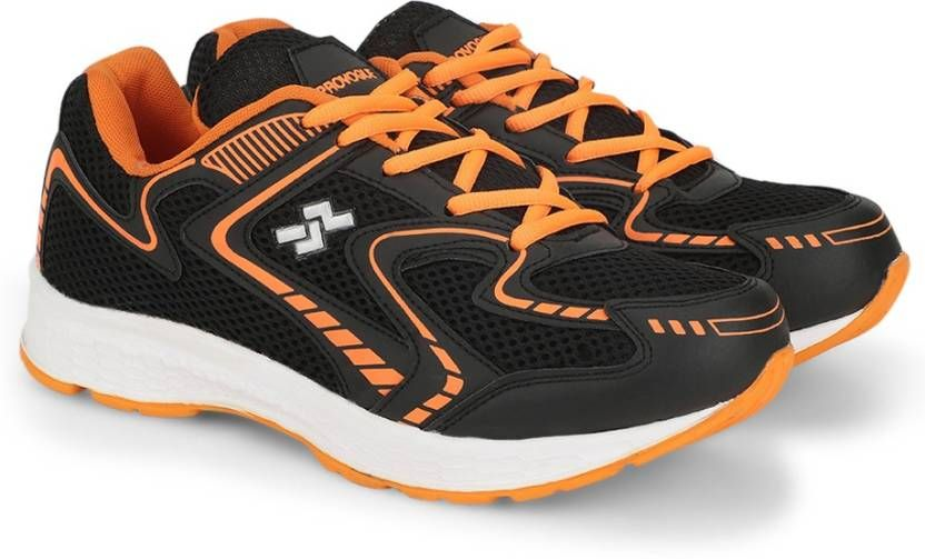 Provogue Sports Shoes For Men (Orange) at Flat 65% off, worth Rs. 1299 at Just Rs. 497