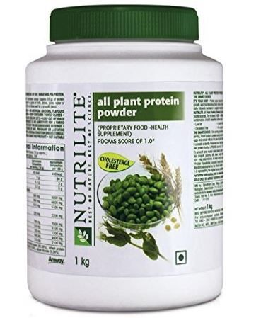Amway Nutrilite All Plant Protein Pack (1Kg) at Flat 38% Off