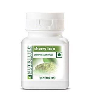 Amway NUTRILITE Cherry Iron , 90 Tablets at Flat 33% Off