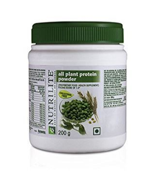 Amway Nutrilite Protein Powder Pack - 200 Gm at 44% Off
