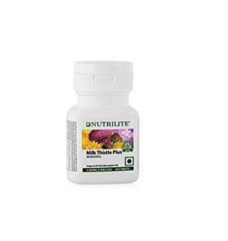 Nutrilite Milk Thistle with Dandelion - 60 tablets at Flat 35% Off