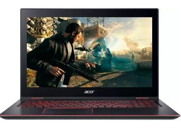 Acer Nitro 5 Spin Core i5 8th Gen - (8 GB/1 TB HDD/Windows 10 Home/4 GB Graphics) NP515-51 Laptop at Good Discount