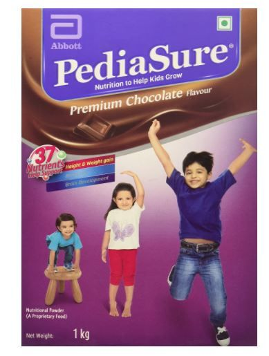 Rs. 140 Off On Pediasure Premium Chocolate Refil - 1 kg (Chocolate)