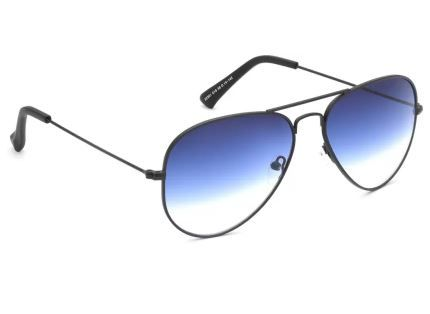 IDEE Aviator Sunglasses (Blue) at Flat 42% Off