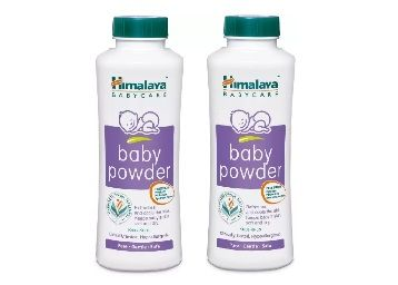Himalaya Baby Powder (White)