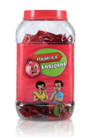 Dabur Hajmola Anardana, 160 Sachet Jar at Just Rs. 112