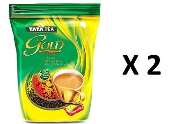 Tata Tea Gold, 2 Kg at Just Rs. 556 [Add 2 Units & Get Rs. 100 Cashback]