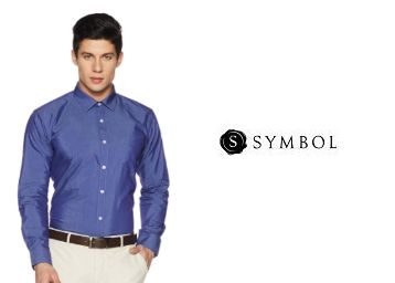 Symbol Shirts Minimum 70% Off From Rs. 299
