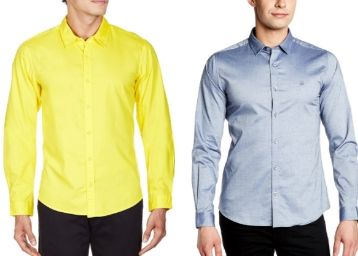 UCB Shirts Minimum 70% Off From Rs. 629