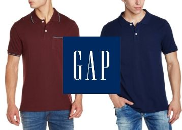 Amazon Exclusive - Gap Brand Flat 50% Off From Rs. 399