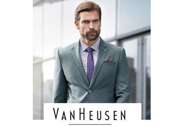 Van Heusen Clothing 50-70% Off From Just Rs. 629