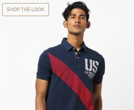 U.s. Polo Entire Range at Flat 40-60% Off [ Best Styles ]