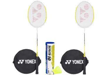 Yonex GR301 Mavis Combo Badminton Kit