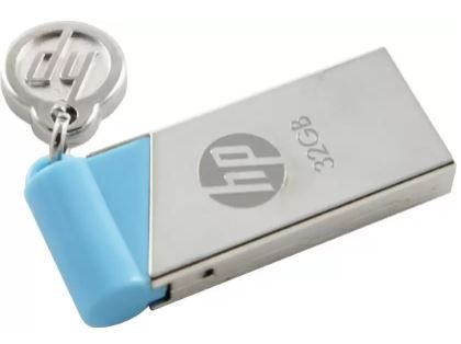 HP V 215 B 32 GB USB Utility Pendrive (Multicolor) at 48% Off