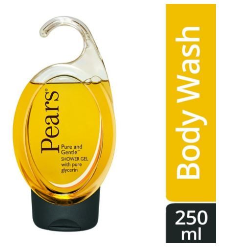 Pears Pure and Gentle Shower Gel, 250ml at Just Rs. 98 [ 47% Off ]