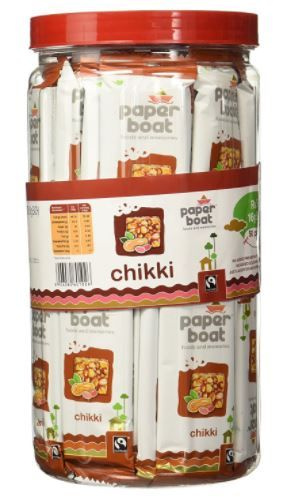 Paper Boat Chikki, 800g Pet Jar at Just Rs. 212