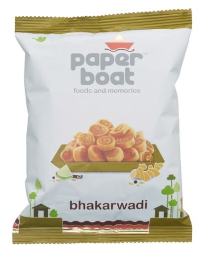 Paper Boat Bhakarwadi, 100g (Pack of 4) at Just Rs. 108