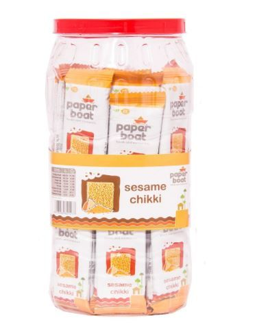 Paperboat Sesame Chikki Jar, 800g at Just Rs. 200